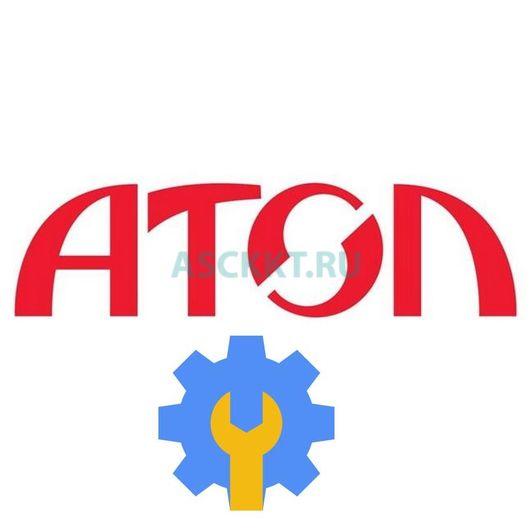 АТОЛ Connect. Разовое обновление внутреннего ПО ККТ