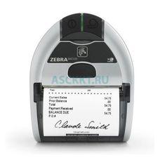 Мобильный принтер этикеток и чеков Zebra iMZ320