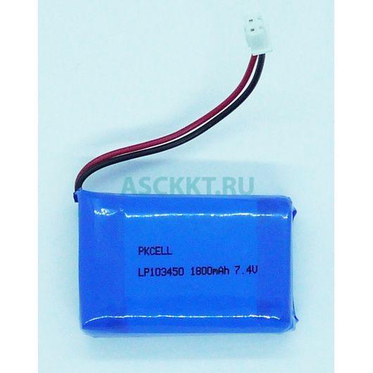 Аккумулятор для АТОЛ 11Ф 1800mAh 7.4V