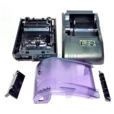 Комплект пластиковых деталей для Fprint 11 черного цвета