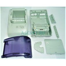 Комплект пластиковых деталей для Fprint 11 серого цвета
