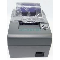 Комплект пластиковых деталей для Fprint 55 антрацит  с лючком