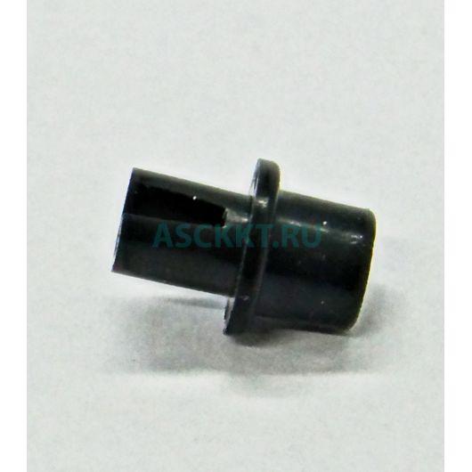 Колпачек на кнопку промотки ЧЛ (черный) (19740306016)