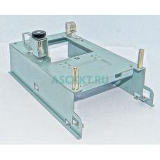Металлическое основание в сборе с механизмом позиционирования датчика окончания бумаги, с кабелем, без датчика окончания бумаги (32744001006)