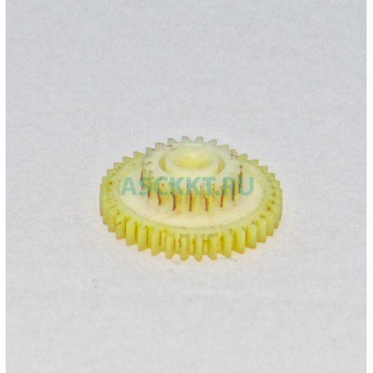 Шестеренка для печатающего механизма (белая)