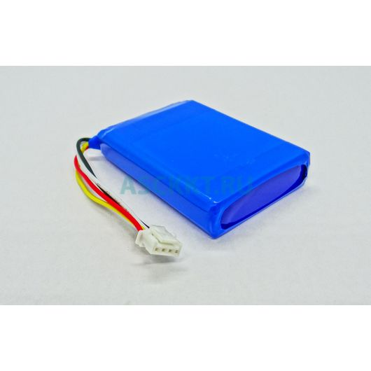 Батарея 2000  (2050) mAh 2s1 p 7,4V with PCM connector JST-PAP-04-V-S (ИМП)