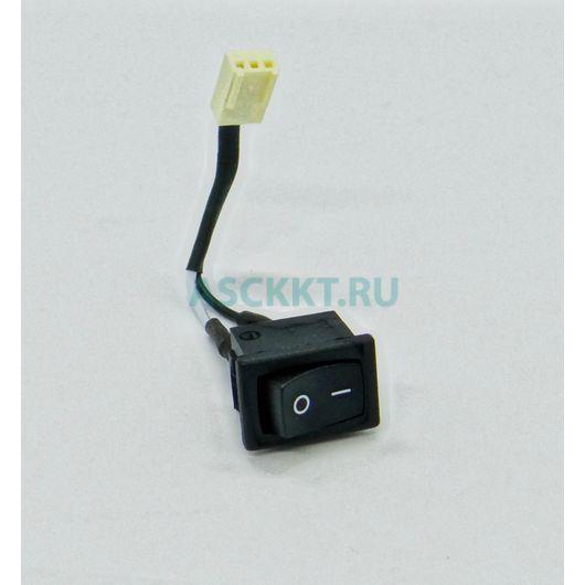 Кабель сетевой с выключателем - AT028.00.16 ver.2