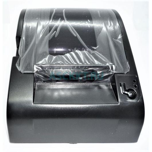 Комплект пластиковых деталей для Fprint 22 черного цвета