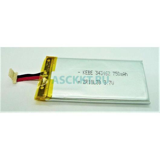 Батарея планшета Sigma 10