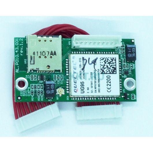 Коммуникационный модуль (WiFi, 3G)