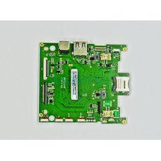 Модуль управления ST вер. 1.2 с маленькими разъемами под микрофон и динамик