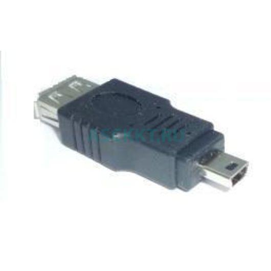 Переходник USB 2.0 AF MINI 5P