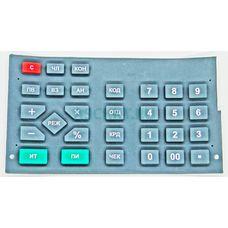 Клавиатура резиновая ККМ-130 Россия