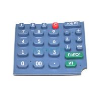 Клавиатура резиновая ККМ-180