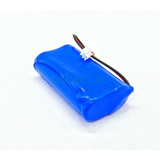 Аккумулятор ICR18650 2000 mAh 7.4V