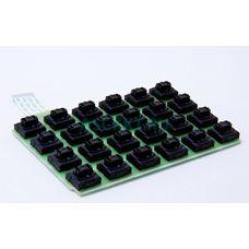 Блок клавиатуры (механической) SME826.35.000 ЭЛВЕС-МФ (78731)
