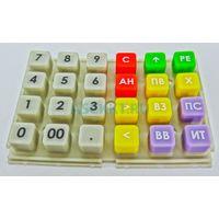 Клавиатура силиконовая SMM826.00.012 Silicone keyboard ЭЛВЕС-МФ (78816)
