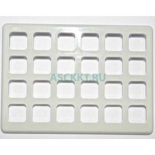 Решетка клавиатуры (под резиновое основание) ЭЛВЕС-МИКРО-Ф (43420)