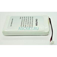Аккумулятор H623566 (2S1P) 7,4V 1500 mAh ШТРИХ-МПЕЙ-Ф