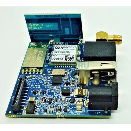 Блок интерфейсной платы терминала SME11079.33.00 с платой антены SME11079.35.01