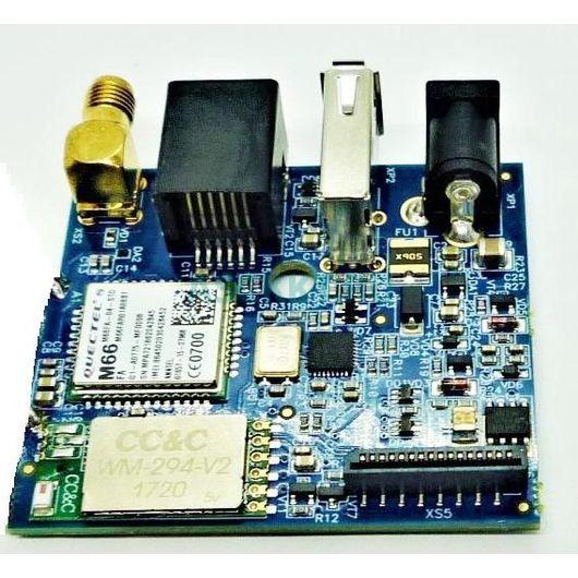 Блок интерфейсной платы терминала SME11079.33.00 ШТРИХ-МПЕЙ-Ф