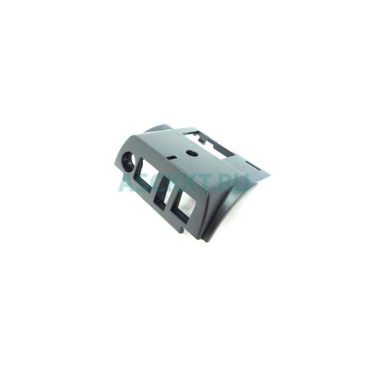 Пластиковая перегородка (ПВХ) для КТТ, РА-717С, Color-RAL 9005 (black) (SMM11079.00.06-09)